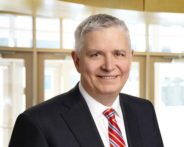 Chairman Bob Atwell